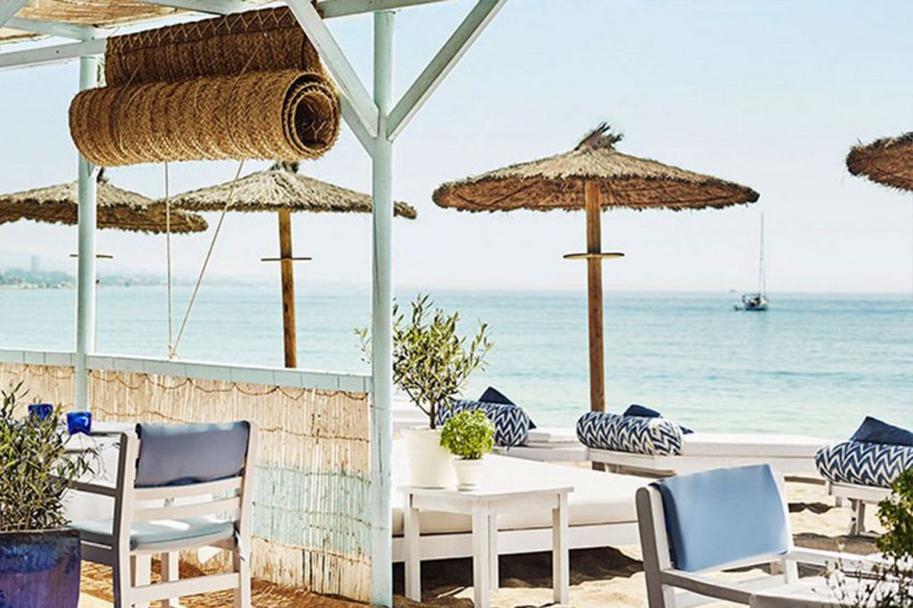 mc beach marbella